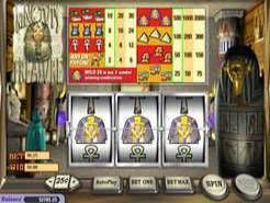 King Tut's Treasure Slots