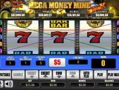 Mega Money Mine Slots